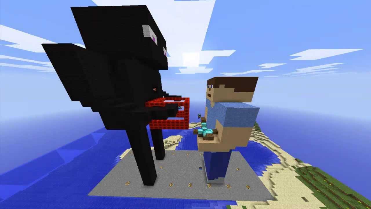 Pixel ArtPerler Minecraft Enderman  etsycom