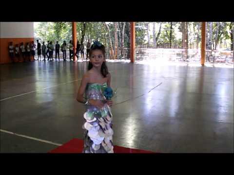 Vestidos de Noiva Recicláveis - 1º Seg