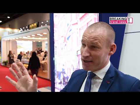 Tristan de la Porte du Theil, general manager, Dukes Dubai