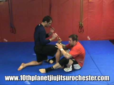10th Planet Jiu Jitsu Technique: Turkey Wrap Image 1