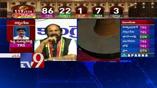 Uttam demands recounting of all EVMs in Telangana