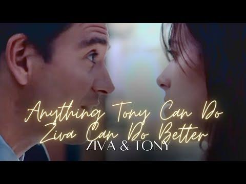 NCIS - Tony & Ziva - Anything Tony Can Do Ziva Can Do Better