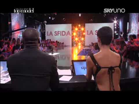 Italia's Next Top Model 3 - Episode 3 - Elimination