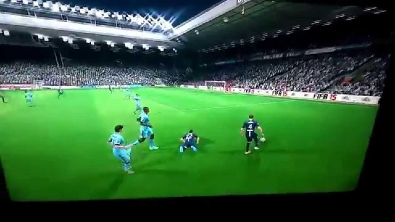 FIFA 16 demo play