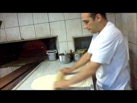 Lahmacun nasıl yapılır-How to make lahmacun