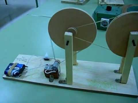 Proyecto tecnol gico reductora de velocidad doble youtube - Marqueteria para ninos ...
