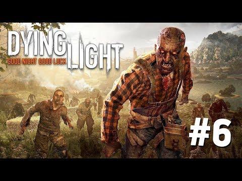 ВОССТАНИЕ ЗОМБИ!! (Dying Light Прохождение #6)