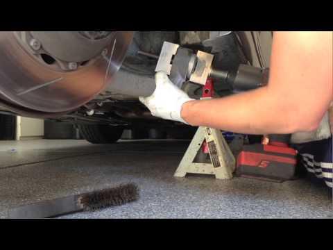 Best BMW E36 E46 RTAB tool - Rear Trailing Arm Bushing Tool
