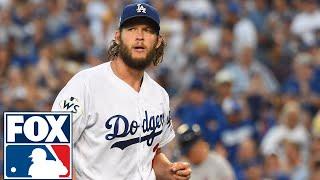 Dodgers up 1-0 in World Series behind Clayton Kershaw & Justin Turner | 2017 MLB Playoffs | FOX MLB