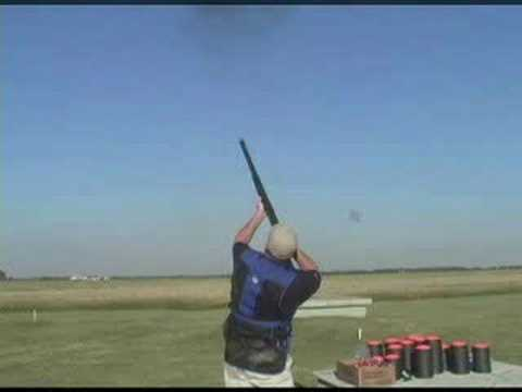 Beretta Trick Shooting