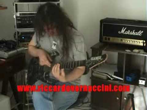 Riccardo Vernaccini - Two Handed Tapping Lick