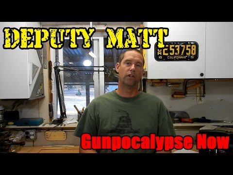 Gunpocalypse Now