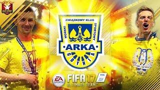 ARKA GDYNIA KURDE PUCHAR!!! FIFA 17 ULTIMATE TEAM