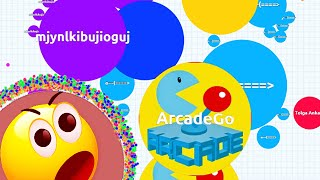 AGARIO PLAY LIKE A BOSS IN PRIVATE AND EXPERIMENTAL MODE Agar.io Funny Moments