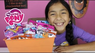 Monday Blind Bag Bin My Little Pony,MLP, LPS,Mi World,Hello Kitty,Despicable Me