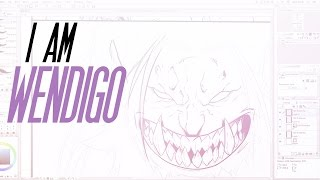 "A MONSTER!! (""Dizzy"" Manga) [Speed Drawing]"