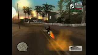 GTA SA : Ghost rider Powers