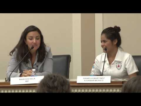 MIF Capitol Hill Presentation on Youth in Latin America and the Caribbean