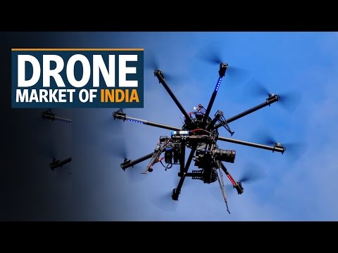 Drone demand to hit the roof in 2017