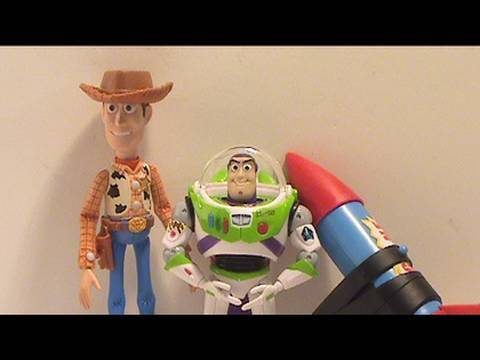 Video Review of Buzz Lightyear and Woody