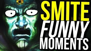 ONE PUNCH CABRAKAN! (Smite Funny Moments)