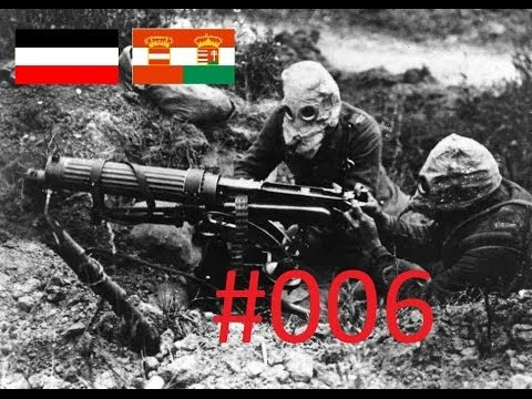 Hearts of Iron 3 World War 1 Mod [Deutsch/HD] #006 Attentat in Sarajevo
