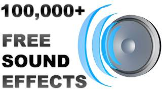 Best Free Sound Effect Websites (100,000+ Free Sounds)