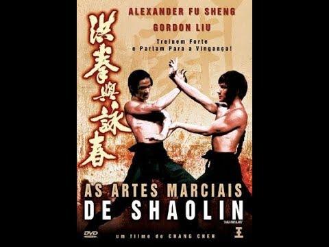 OS 10 TIGRES DE SHAOLIN 1979 Artes Marciais Filme Completo Com Audio Espanhol