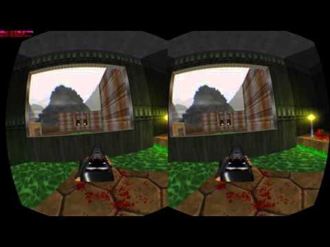 Как запустить Doom и Doom 2 в VR