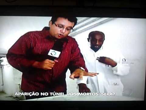 Misterio!!!!Aparição INEXPLICAVEL durante reportagem no Hospital das Clinicas