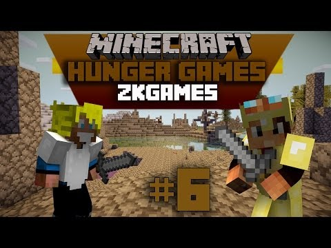 [Minecraft] Hunger Games Ep.6 Je suis un poulet !
