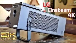 LG CineBeam Laser 4K HU80KA - Projector - Can't Believe My Eyes!