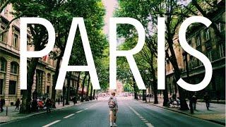 INTERRAIL - EPISODE 1: PARIS