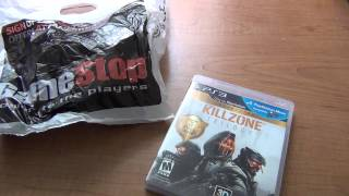 Killzone Trilogy Unboxing / Gamestop Rant