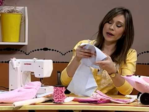 Como hacer almohadones infantiles youtube - Como hacer almohadones ...