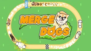 Merge Dogs Gameplay | Android Simulation Game