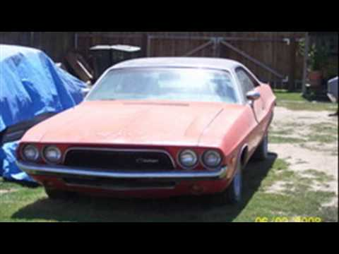 1972 dodge challenger for sale - YouTube