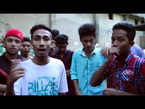 Hip Hop Event Highlights 2014 -[ Cypher , Bangla Rap , Cycle Stunt , Bboy ] Comilla Hiphop Hood video