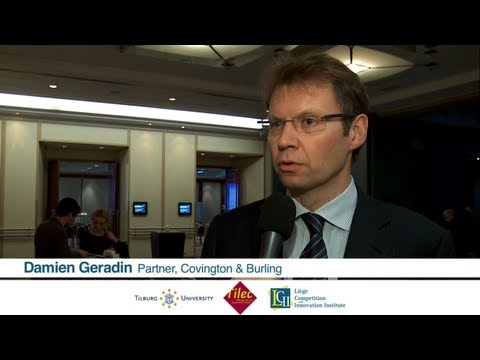 Damien Geradin on Deterring EU Competition Law Infringments. INTERVIEW