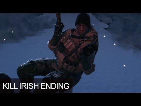 Battlefield 4 Irish or Hannah Ending Battlefield 4 Bf4 Ending Last