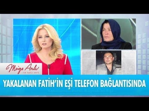 Fatih Bayrak'ın eski eşi yaşadıklarını anlatıyor - Müge Anlı İle Tatlı Sert 5 Aralık 2017