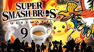 Mächtiges Ho-Oh im Lavaschloss 👊 SUPER SMASH BROS. ULTIMATE #9