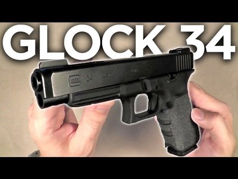 Glock 34: The Practical-Tactical 9mm