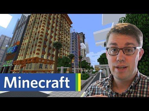 An urban planner reviews Minecraft cities