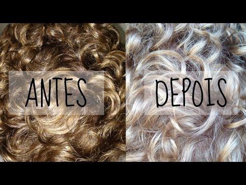 Como clarear o cabelo naturalmente (Sheer Blonde Go Blonder)   Igor Saringer
