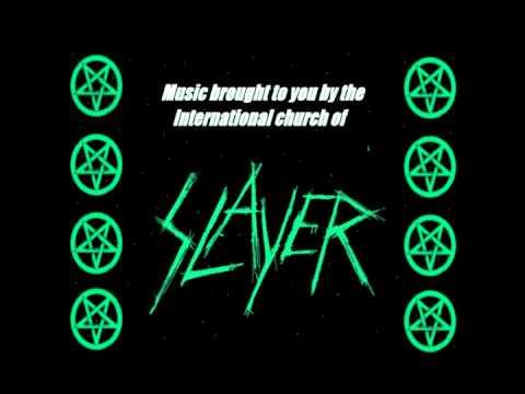 Slayer - Sick Boy