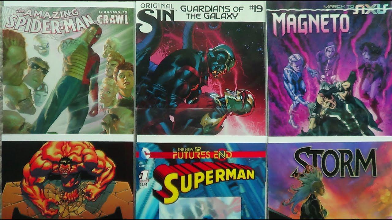 New 52 Futures End #31 NM- 1st Print DC Comics