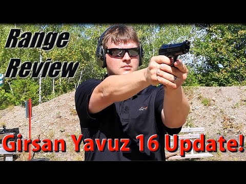 Girsan Yavuz 16 Regard MC Range Review