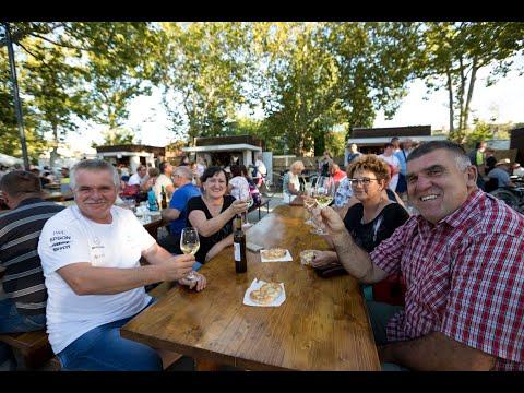 Szép borokhoz szólt a zene a Boglári Szüreti Fesztiválon