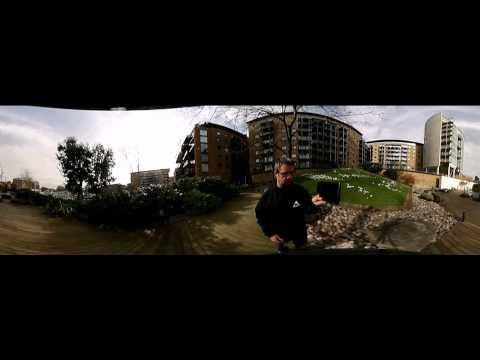 Watergarden 360° Movie Canon 7D Pano Pro